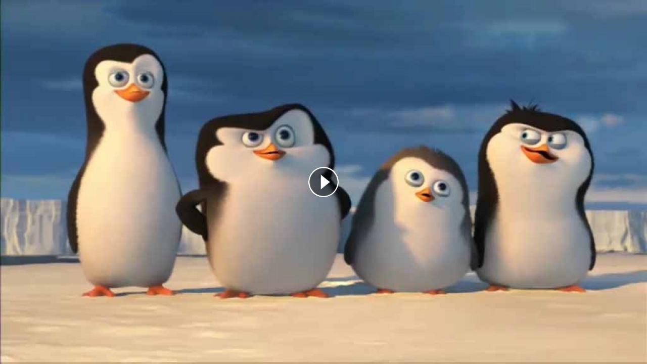 فيلم كرتون بطاريق مدغشقر مترجم عربي